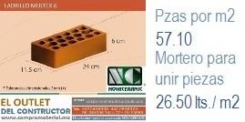 El outlet del constructor mercari analisis de precios for Precio m2 tabique pladur colocado